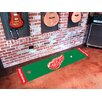 FANMATS NHL Detroit Red Wings Putting Mat