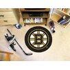 FANMATS NHL Boston Bruins Hockey Puck Mat