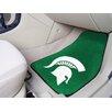 FANMATS NCAA 2 Piece Novelty Car Mats
