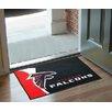 FANMATS NFL Atlanta Falcons - Uniform Inspired Starter Mat
