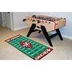 FANMATS NFL San Francisco 49ers Footrun Mat
