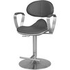 Matrix Jaylo Adjustable Height Swivel Bar Stool