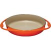 <strong>Cast Iron 2-qt. Tatin Dish</strong> by Le Creuset