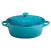 <strong>Stoneware 0.38-qt. Oval Casserole</strong> by Le Creuset