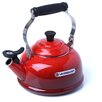Le Creuset Enamel On Steel 1.8 Qt. Classic Whistling Tea Kettle