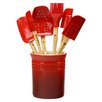 <strong>7-Piece Spatula Set</strong> by Le Creuset