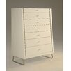 <strong>Whiteline Imports</strong> Bahamas Chest of Drawers