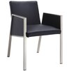 Whiteline Imports Vanilla Arm Chair