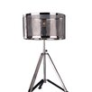 "Whiteline Imports Claudia Dado 27"" H Table Lamp with Drum Shade"