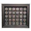 Caseworks International Thirty Puck Display Case in Brown