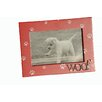 """<strong>""""Woof""""  Picture Frame</strong> by LSC"""