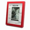 "<strong>""Meow, Friend, Friend, Cute""  Picture Frame</strong> by LSC"