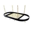 <strong>Oval Hanging Pot Rack</strong> by Rogar
