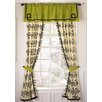 Harlow Window Drapes with Tie Backs