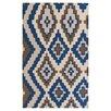 Alameda Sapphire Blue / Ivory Rug