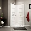 <strong>Nevada Neo-Angle Corner Shower Set</strong> by A&E Bath and Shower