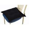 Polyester Microfiber Water and Stain Resistant Chair Pad, 4 Pack (Set of 4)