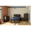 <strong>Nexera</strong> Dixon Bookcase Captain Bedroom Collection