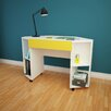 "Nexera Taxi 47.75"" Writing Desk"