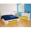 Nexera Taxi 3 Drawer Chest