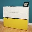 <strong>Taxi 2 Drawer Chest</strong> by Nexera