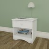 Nexera Vichy 1 Drawer Nightstand