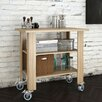 Nexera Serving Cart