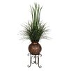 <strong>Artificial Sea Grass in Round Pot</strong> by House of Silk Flowers Inc.