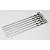 <strong>Bull Outdoor Products</strong> Signature Stainless Steel Skewers (Set of 6)