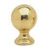 <strong>Brass Hollow Ball</strong> by DJA Imports