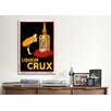 <strong>iCanvasArt</strong> Liqueur Crux Vintage Poster