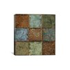 iCanvas Tapestry Tiles Canvas Print Wall Art