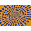 iCanvas 'Optical Illusions' by Michael Tompsett Graphic Art on Canvas