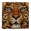 iCanvas 'Leopard' by Ben Heine Graphic Art on Canvas