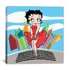 iCanvas Betty Boop Marlyn Canvas Wall Art