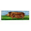 "iCanvas Decorative Art ""Bacon"" by Gigi Begin Painting Print on Canvas"