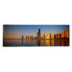 iCanvas Panoramic Buildings on the Waterfront, Chicago, Illinois, Photographic Print on Canvas