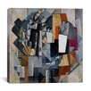 "iCanvas ""Bureau And Room"" Canvas Wall Art By Kazimir Malevich"