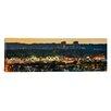 iCanvasArt Panoramic Century City, Los Angeles, California Photographic Print on Canvas