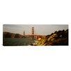<strong>Panoramic Bridge over a Bay, Golden Gate Bridge, San Francisco, Cal...</strong> by iCanvasArt