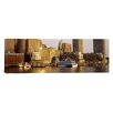 iCanvasArt Panoramic Buildings at the Waterfront Boston, Massachusetts Photographic Print on Canvas