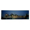 iCanvas Panoramic Buildings on the Waterfront, Nyc, New York City, New York State, Photographic Print on Canvas