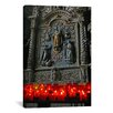 <strong>iCanvasArt</strong> Catholic Light Photographic Print on Canvas
