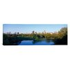 <strong>iCanvasArt</strong> Panoramic Central Park, New York City Photographic Print on Canvas
