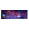 iCanvasArt Astronomy and Space Center of The Milky Way Galaxy (Chandra / Hubble / Spitzer) Photographic Print on Canvas