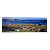 iCanvasArt Panoramic Buildings at the Coast, Trinity Bay, Trinity, Newfoundland Island, Newfoundland and Labrador Province, Canada Photographic Print on Canvas