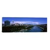 <strong>iCanvasArt</strong> Panoramic Rainbow Bridge, Niagara River, Niagara Falls, New York State Photographic Print on Canvas