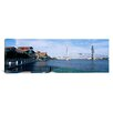 iCanvas Panoramic Bridge Over a River, Main Street, St. Johns River, Jacksonville, Florida Photographic Print on Canvas