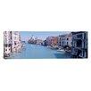 iCanvas Panoramic Buildings along a Canal, Santa Maria Della Salute, Venice, Italy Photographic Print on Canvas