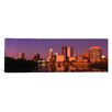 iCanvas Panoramic Buildings at the Waterfront, Columbus, Ohio Photographic Print on Canvas